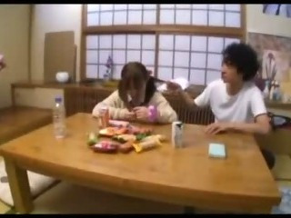 Porn Tube of Japanese Amateur Schoolgirl Teens Fingering Squirt Fucking Creampie