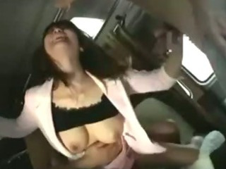 Porn Tube of Japanese Amateur Fuck On A Bus