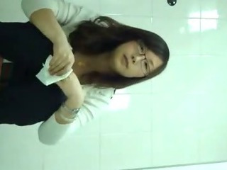 Porn Tube of Chinese Public Toilet Voyeur1-6-1