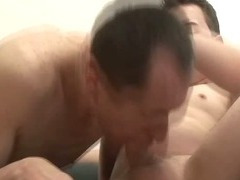barebacking gays with creampie