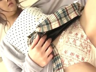 Porn Tube of Shiori Uta Is A Horny Slut That Couldnt Wait To Have Her Pussy Abused By Two Horny Guys