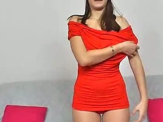 Porno Video of Busty Jennifer Amton Twat Fingering
