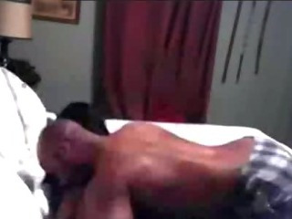 Porno Video of Freak Couple She Gotta Round Ass - Homegrownflix.com - Homemade Ebony Amateur