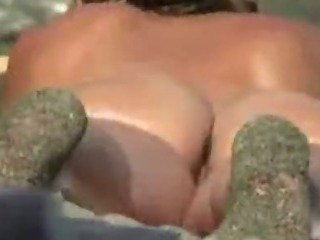 Porn Tube of 1185959 Voyeur Cam Caught Real Beach Nudist By Troc