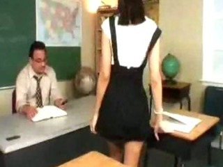 Porno Video of Mature Teacher Fucking Her Student