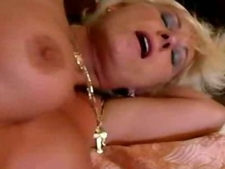 Porn Tube of Blond Mom Screwed Dep..in Her Ass