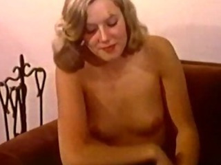 Porno Video of Swedish Vintage Threesome 2