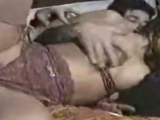 Porno Video of Classic Threesome
