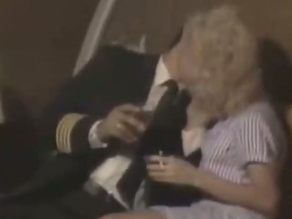Porno Video of Vintage Blondie Fucks And Sucks