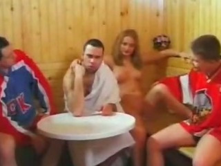 Porno Video of Russian-pauline Polyanskaya Ice Hockey Part 4