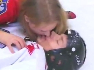 Porno Video of Russian-pauline Polyanskaya In Ice Hockey Prt 2