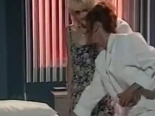 Porno Video of Classic Theespme Sex On Doctor's Cabinet