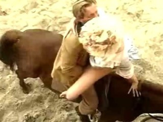Porno Video of Far West Love (1991) - Italian Vintage Classic