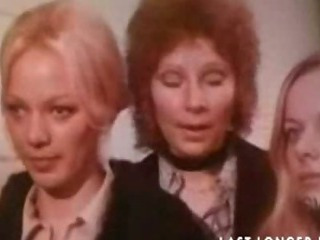 Porn Tube of Classic Lesbian Scene Part1