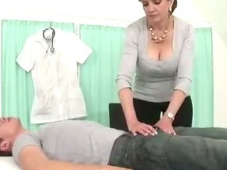 Porn Tube of Cuckolds Wife Plays Nurse