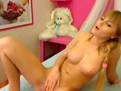 Pink Nipples Petite Teen