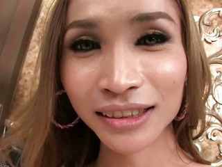Porn Tube of Classy Asian Ass On Trannies Gold