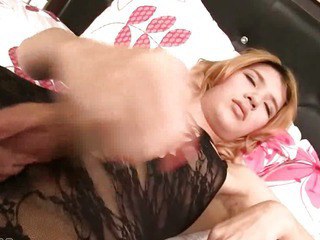 Porno Video of Sexy Bodysuit On Trannies Gold