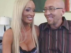 Hottie's New Man Pleases Her