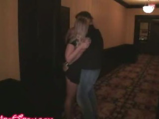 Porno Video of Hotel Bar Pickup