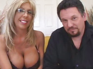 Porno Video of Hot Busty Milf