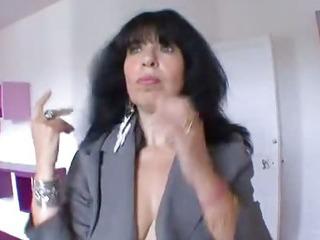 Porno Video of French Amateur Mature Sex Addict Enculee A Sec !