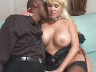 Porno Video of Mega Cock Stuffs Wifey