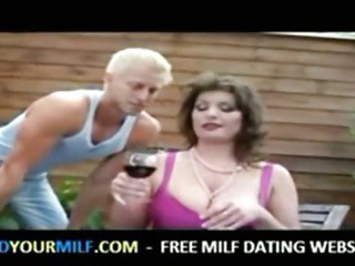 Porn Tube of Older Woman With Young Guy