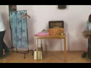 Porno Video of Sewing Granny Takes Cock