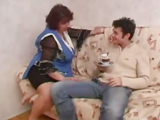 Porno Video of Russian Chubby Mother 002