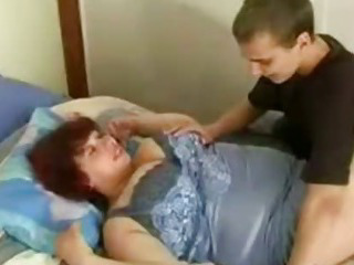 Porno Video of Russian Mature Extra Large Mother
