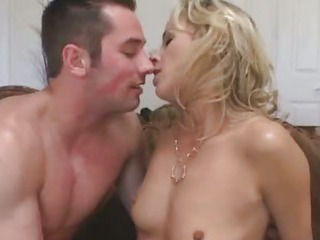 Porn Tube of Horny Mommy Seduces Neighbor Stud