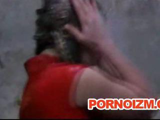 Porno Video of Bdsm Pervert Torment Of Slave Calico