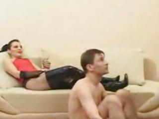 Porno Video of Strapon Femdom