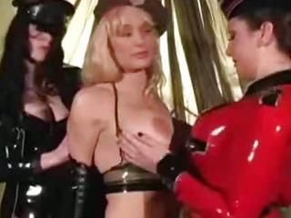 Porno Video of Three Lesbians In Latex Lesbian Girl On Girl Lesbians