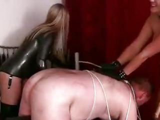Porn Tube of Goddess Lexi Strapon Dominatrix Bdsm Bondage Slave Femdom Domination