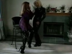 Decadent Divas P1 bdsm bondage slave femdom domination