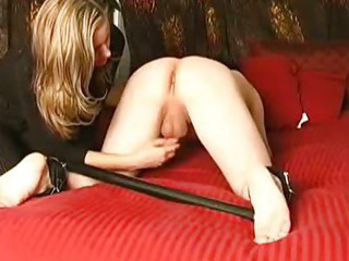 Porno Video of Handjob With Spread Legs And Creamy Cumssexy  Bdsm Bondage Slave Femdom Domination