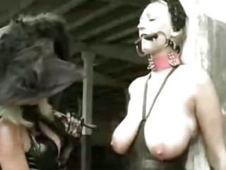 Porno Video of Fetish Sex 1 (german) Smg Bdsm Bondage Slave Femdom Domination