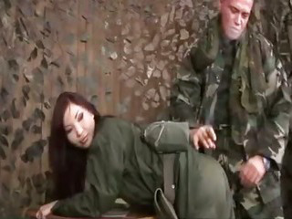 Porn Tube of Bdsm On Female Army Recruit