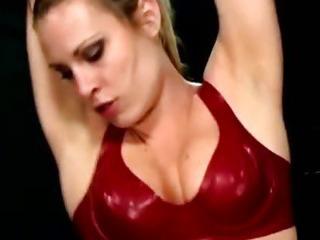 Porno Video of Femdom Fetish Mistress Fucks Loser
