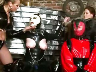 Porn Tube of Fetish Loving Fetish Femdom Hoes Gets Nasty