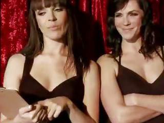 Porno Video of Wild Femdom Action With Smoking Hot Brunettes