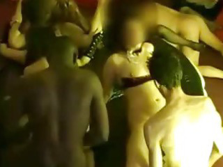 Sex Movie of French Amateur Hidden Cam In A Swinger Club! Part 11