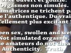 French beurette gang bang en cachette de son mari !