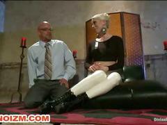 BDSM Femdom Mistress Lorelei Lee Fucks and Torture
