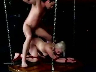 Porn Tube of Blonde Slut With A Tight Body Gets Ass Ravaged By Her Master