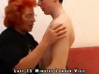Porno Video of Russian Mature Does Boy
