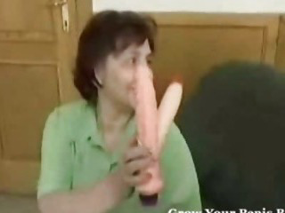 Sex Movie of Granny Hard Fucking