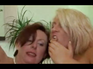 Porno Video of Two Hot Horny Mature Women Eat Each Other's Shaved Cunts